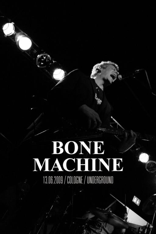 SOHEYL NASSARY BONE MACHINE