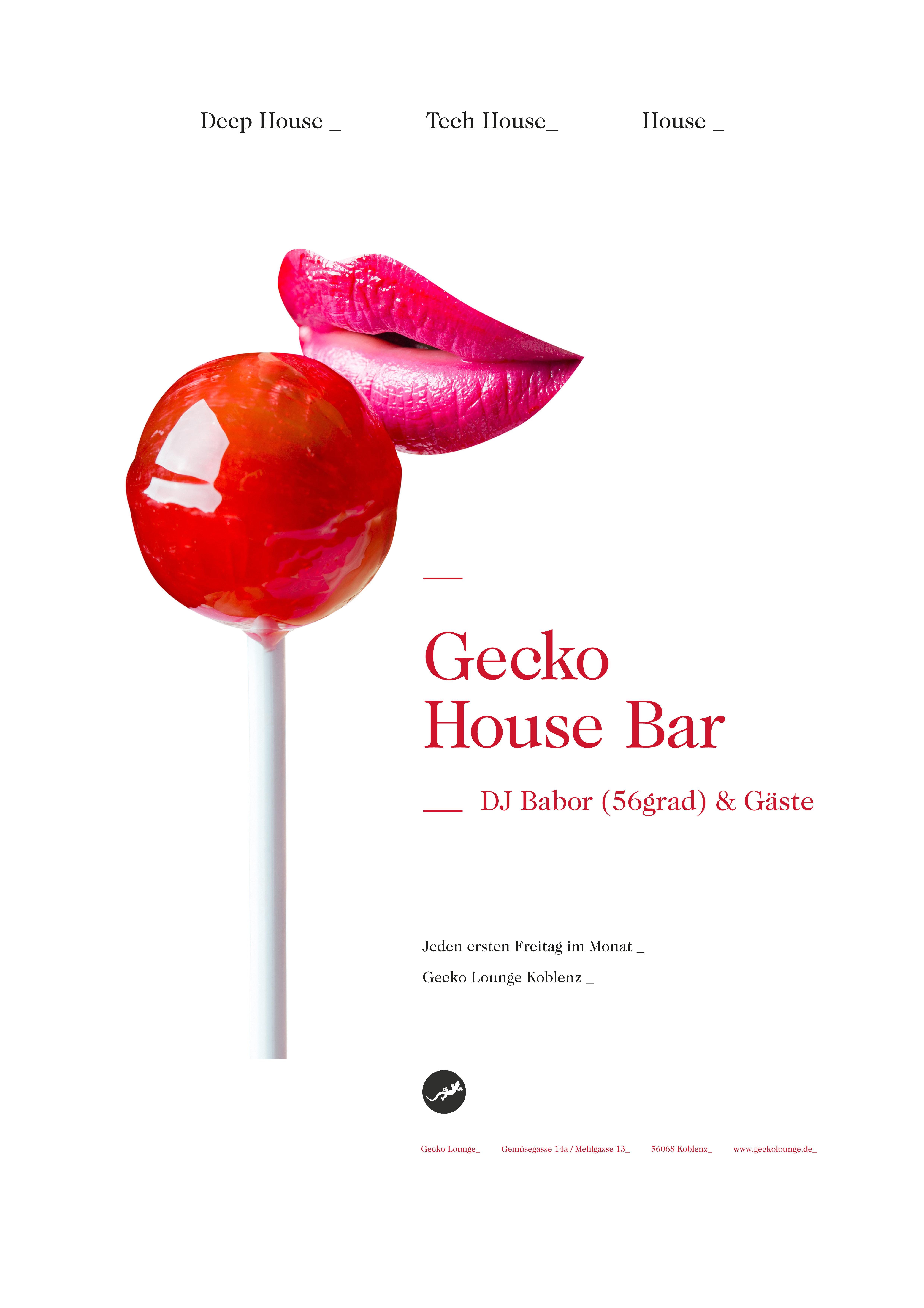 soheyl nassary GECKO LOUNGE / GHB