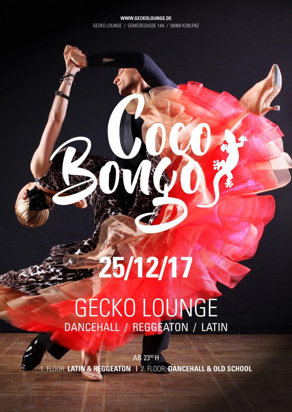 soheyl nassary GECKO LOUNGE / COCO BONGO