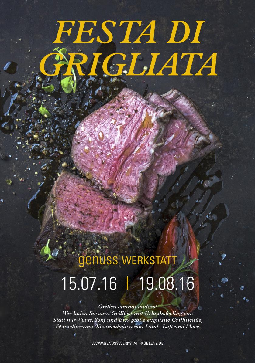 SOHEYL NASSARY FESTA DI GRIGLIATA