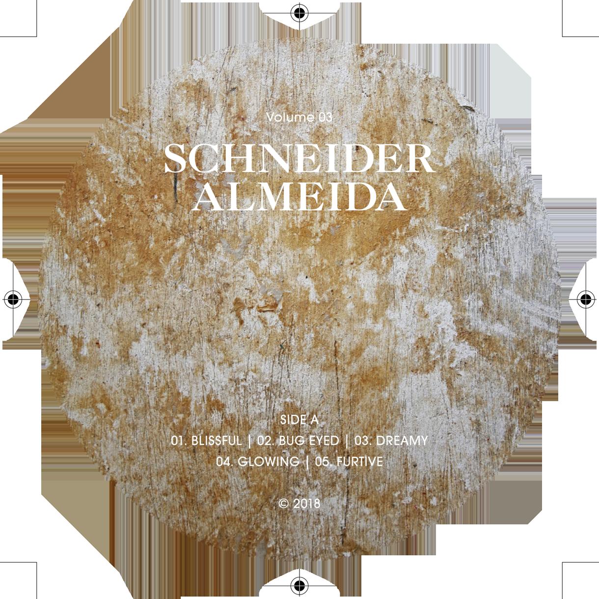 soheyl nassary SCHNEIDER ALMEIDA // NO. 03