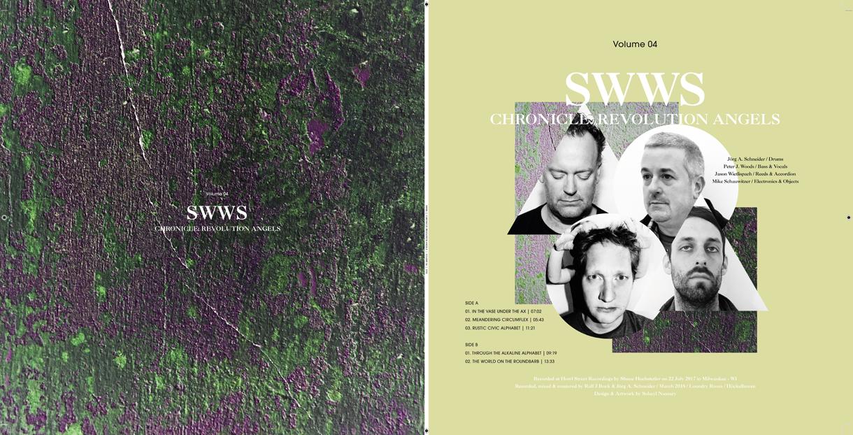 SOHEYL NASSARY SWWS // NO. 04