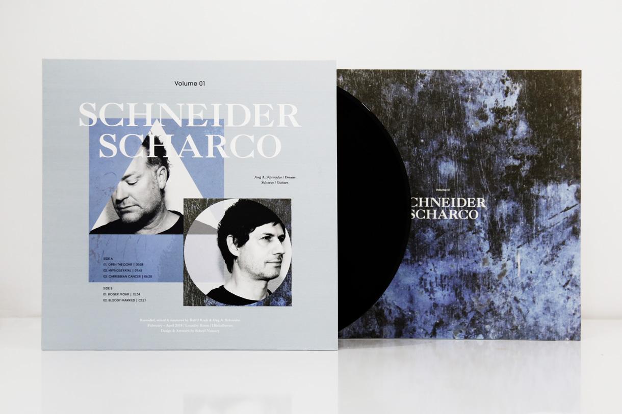 soheyl nassary SCHNEIDER SCHARCO // NO. 01